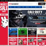 EB Games Find a Buck Sale Ends Midnight