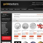 Cyber Monday: Low Bullion Premiums Inc Silver Coins @ Spot Price, Kg Bars For $20 Over Spot