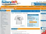 Free CHK CHK BOOM T-Shirt with $35 Order @ FactoryFast