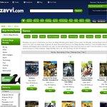 Zavii Mega Monday, WiiU Games @ Approx $20AU Shipped (AC3, B: AO, ME3, Injustice: GAU)