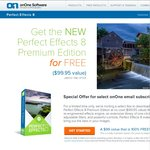 FREE Perfect Effects 8 Premium Edition (Normally $99)