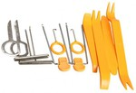39% off 12pcs Car Radio Door Clip Panel Trim Audio Removal Tool Kit US $6.35 Shipped@Newfrog