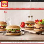 $2 Whoppers at Hungry Jacks Epping, VIC - Every Day until June 29
