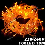 27off for 10M 220-240V Christmas Decoration 100-LED Lights AU $5.11 Free Shipping @TinyDeal