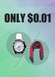 Receive a Watch or Scarf for US $0.01 + Free Shipping from Buying Dress