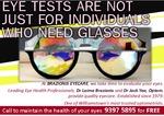 Glasses and Sunglasses $0 NO GAP SALE for Private Health Insurance @ Brazionis Eyecare (VIC)