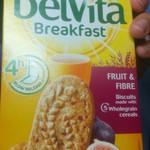 Free Belvita Breakfast Biscuits at Flinders St Station VIC