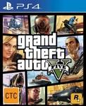 GTA V PS4 Fishpond $44.90, Evolve $52.80