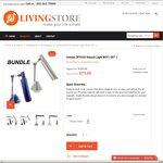 $75 Buy 1 Get 1 Free DF3028 Natural Light + Free Shipping@ Livingstore.com.au
