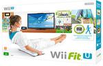 Nintendo Wii Fit U Bundle (Game + Fit Pedometer + Balance Board) $39 Delivered @ Target Online & Target eBay