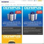Buy an Olympus OMD EM1 or EM5 Mkii, Get Free 45mm F/1.8 + $200 Eftpos Card from Olympus