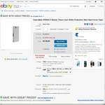 Case-Mate XPERIA Z Barely There Liner White Slim Case $6.99 (72% off RRP $25) @ Telstra eBay