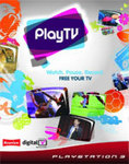 Sony PlayStation PlayTV (USB TV Tuner for PS3/PC/Linux) $12 (PREOWNED) @ EB Games