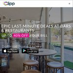 $10 off Your First Bill When You Sign-up @ Clipp [New Customers]