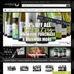 20% off a Dozen or More Single Bottles at Winedirect.com.au