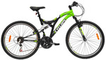 Men's Dual Suspension Bike 66cm - 2 for $238.50 C&C ($119.25 Each) @ Target