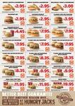 Hungry Jacks Vouchers - Vaild 'till 16 May