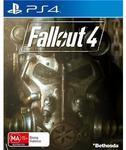 Fallout 4 PS4/XB1/PC $29 @ JB Hi-Fi