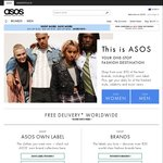 ASOS - Shop More. Save More - $15 off $100, $30 off $150, $50 off $200 Spend
