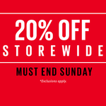 Barbeques Galore 20% off Storewide Sale