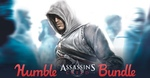 Humble Assassin's Creed Bundle US$1 for AC1 + Chronicles, BTA AC2, AC3 + Liberation PC