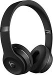 Beats by Dr. Dre Solo3 Wireless on-Ear Headphones - Black $299 @DWI