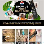 Instantly Win 1 of 200 Le Tan Tannning Products
