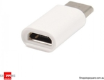 USB 3.1 Type C Male to Micro USB 2.0 Female Adapter $0.10 Delivered @ ShoppingSquare