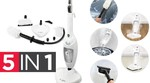 $49 Kogan 5-in-1 Steam Mop Delivered @ Kogan