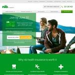 NIB Health Insurance $200 Visa Gift Card with Any Hospital/Extras Cover