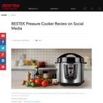 Win a Pressure Cooker Worth $7000 from BESTEK