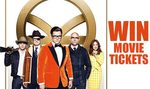Win 1 of 5 Double Passes to Kingsman: The Golden Circle from Spotlight Report