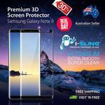I-SLING Premium 3D Screen Protector for Note 8 - $11.99 Delivered (30% off) @ Nikoglobal eBay