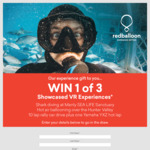 Win 1 of 3 Showcased VR Experiences from RedBalloon