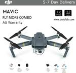 DJI Mavic Platinum Fly More $1,999 Delivered (Grey Import) @ Duvobikes