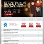 McAfee Total Protection PREMIUM 10 Devices US $29.99 (~ AU $39) (1st 12months, US $99 Each Year after)