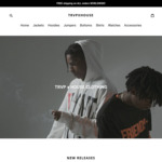 15% off All Clothing and Accessories - TRVPXHOUSE
