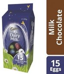 Cadbury Happy Easter Egg Carton - 15 Eggs - 250g for $4.50 (Was $9.00) @ Coles