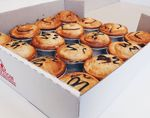[VIC] Free Pieface Mini Pie Today until 11AM @ United Service Stations (Melbourne Metro)