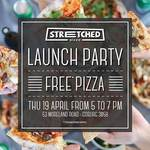[VIC] Free Pizza, Thursday 19/4 5PM-7PM @ Stretched Pizza (Coburg)