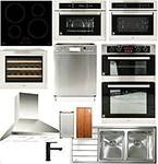 Astivita Double Oven Appliance Package 10pcs $1995 (Was $3540), Milan Basin 500mm $2 + Shipping $9.95 @ AstiVita Amazon AU