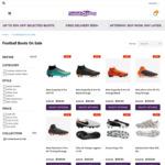 50% off 2018 Nike Superfly, CR7, Obra and Phantom Boots (e.g. Superfly CR7 $99.95 was $199.95) @ Football Galaxy