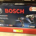 [ACT] Bosch 18V Driver and Drill + 2Ah and 4Ah Battery - $289 @ Bunnings Majura