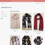 35% off Sitewide @ Beautiful Scarves
