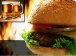 2 Burgers & Chips, 2x 500ml Steins of Erdinger Beer $24 at The German Club Adelaide ($50 value)