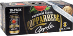 [QLD] Kopparberg Apple or Pear Cider Can 10x 330ml $9.50 @ BWS
