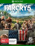 [Amazon Prime] Far Cry 5 for XB1 or PS4 $36 on Amazon AU