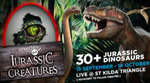 Win a Family Pass to Jurassic Creatures from Ticket Wombat (VIC)
