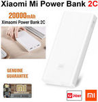 Xiaomi Mi Power Bank 2C 20000mAh Dual USB QC3.0 $29.99 Delivered @ Perfect_cart eBay