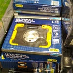 [VIC] 10w LED Portable Battery Powered Work Light Half Price $14.99 @ ALDI (Chirnside Park)